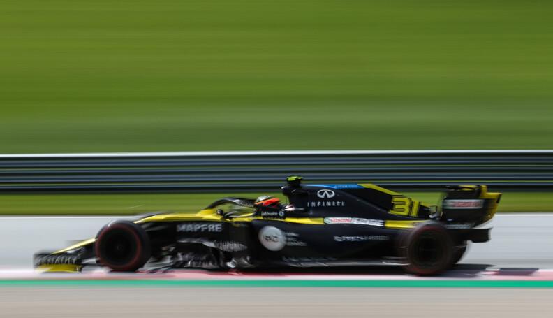 Formula One World Championship Esteban Ocon (FR...