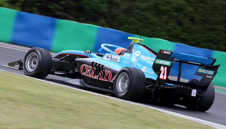 FIA Formula 3 Championship Federico Malvestiti ...