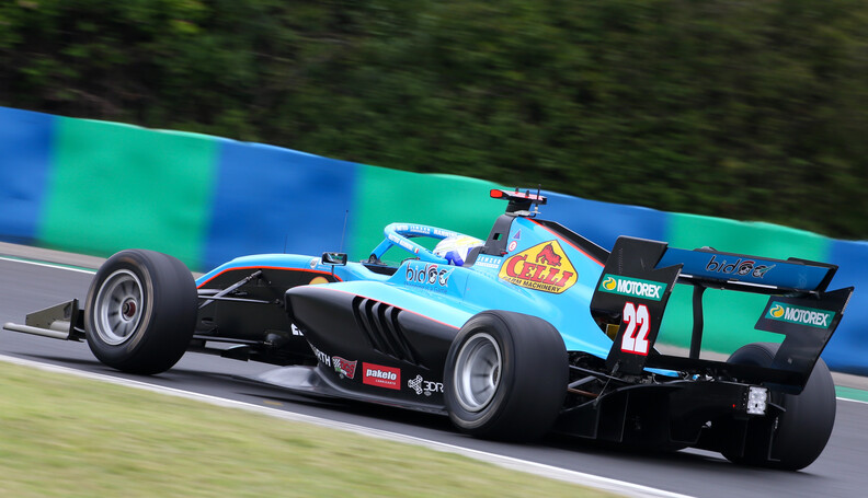 FIA Formula 3 Championship Matteo Nannini (ITA)...