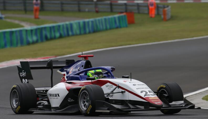 FIA Formula 3 Championship David Schumacher (GE...