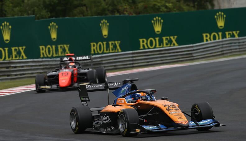 FIA Formula 3 Championship Alex Peroni (AUS) Ca...