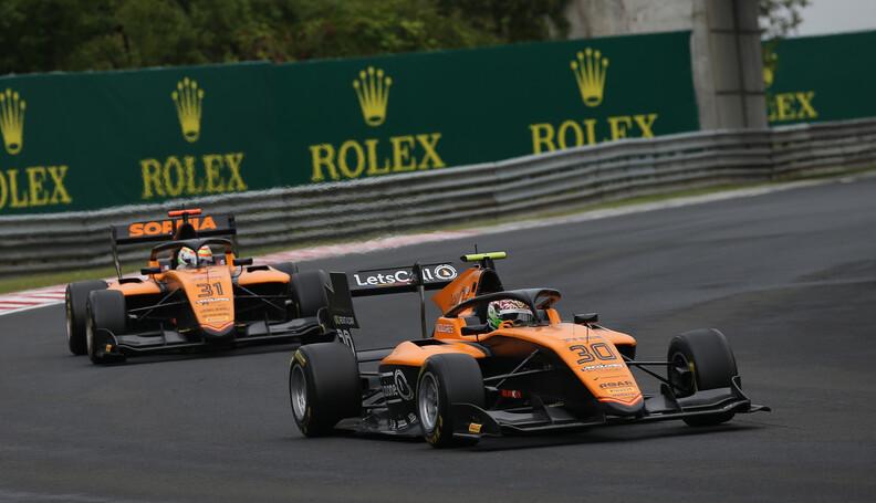 FIA Formula 3 Championship Alessio Deledda (ITA...