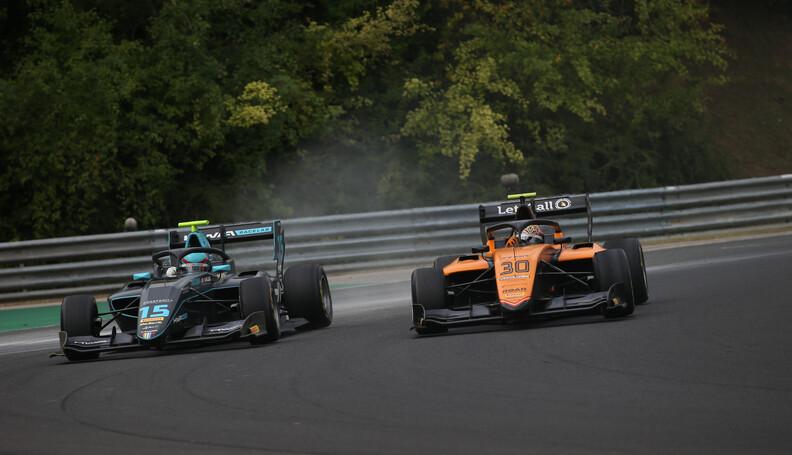 FIA Formula 3 Championship Jake Hughes (GBR) HW...