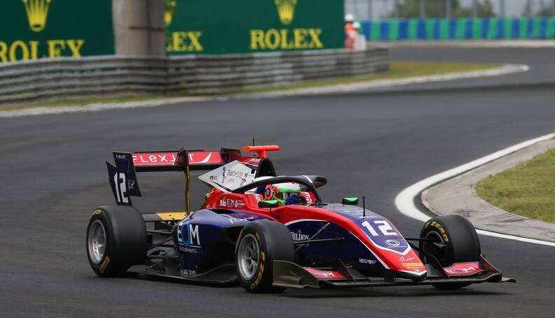 FIA Formula 3 Championship Olli Caldwell (GBR) ...