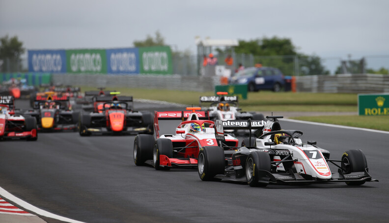 FIA Formula 3 Championship Theo Pourchaire (FRA...