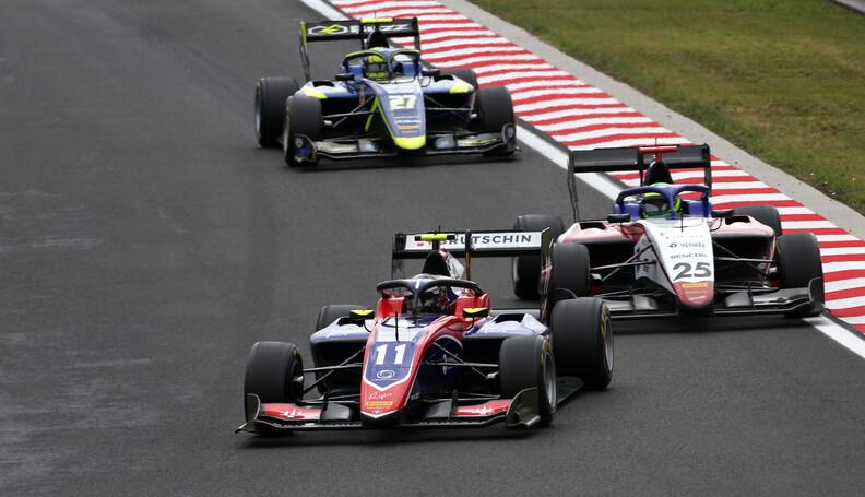 FIA Formula 3 Championship David Beckmann (GER)...