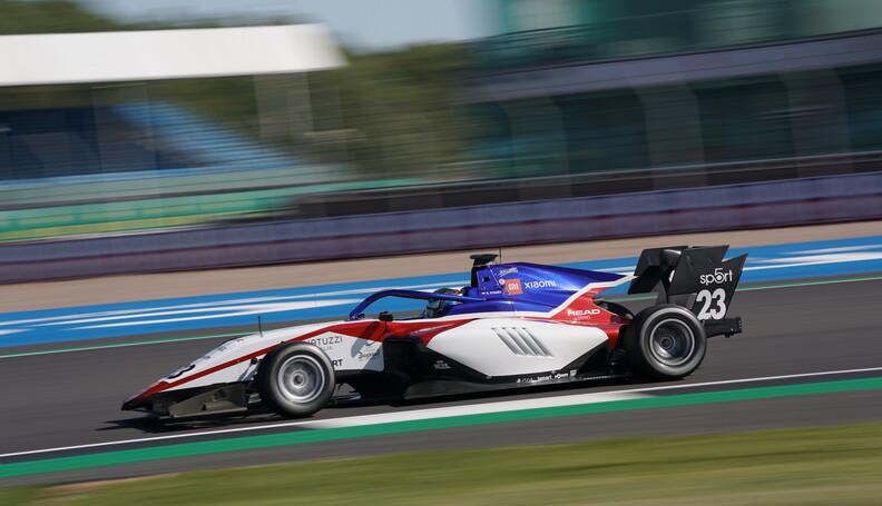 FIA Formula 3 Championship Roman Stanek (CZE) C...