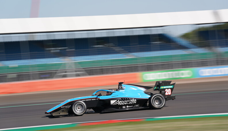 FIA Formula 3 Championship Calan Williams (AUS)...