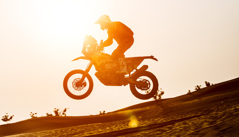Toby Price (AUS) for Red Bull KTM Factory Team ...