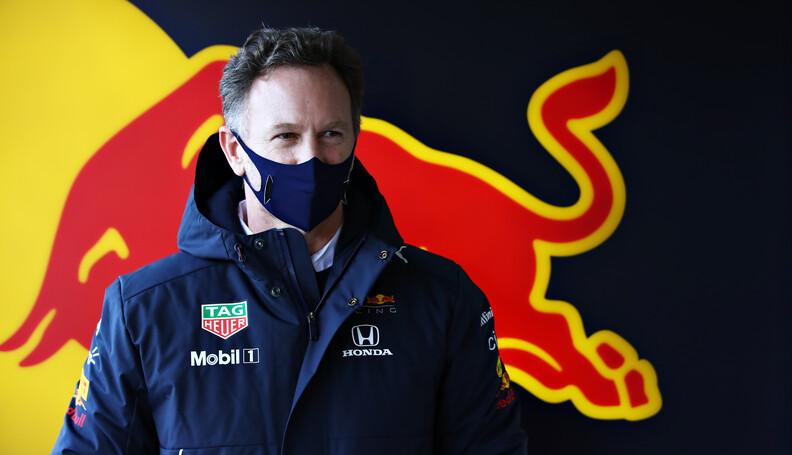 NORTHAMPTON, ENGLAND - FEBRUARY 24: Red Bull Ra...