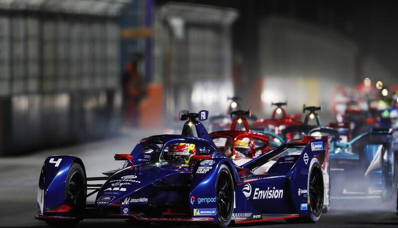 Robin Frijns (NLD) Envision Virgin Racing, Audi...