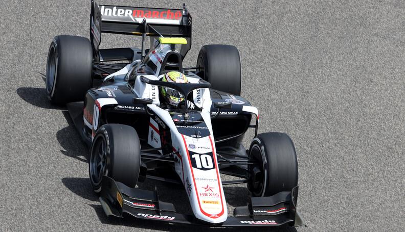 FIA Formula 2 Championship Theo Pourchaire (FRA...