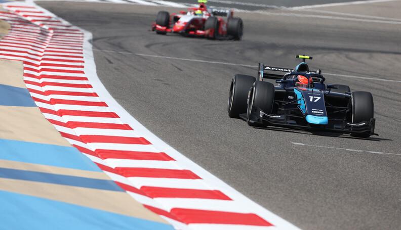 FIA Formula 2 Championship Marcus Armstrong (AU...