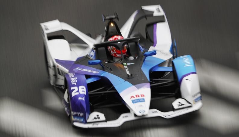 Maximilian Guenther (DEU), BMW I Andretti Motor...