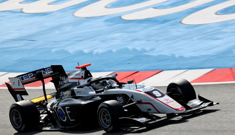 FIA Formula 3 Championship Juan Manuel Correa (...
