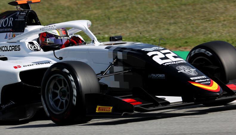 FIA Formula 3 Championship Amaury Cordeel (BEL)...