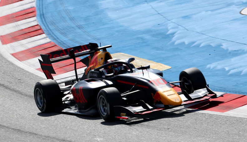 FIA Formula 3 Championship Jak Crawford (USA) T...