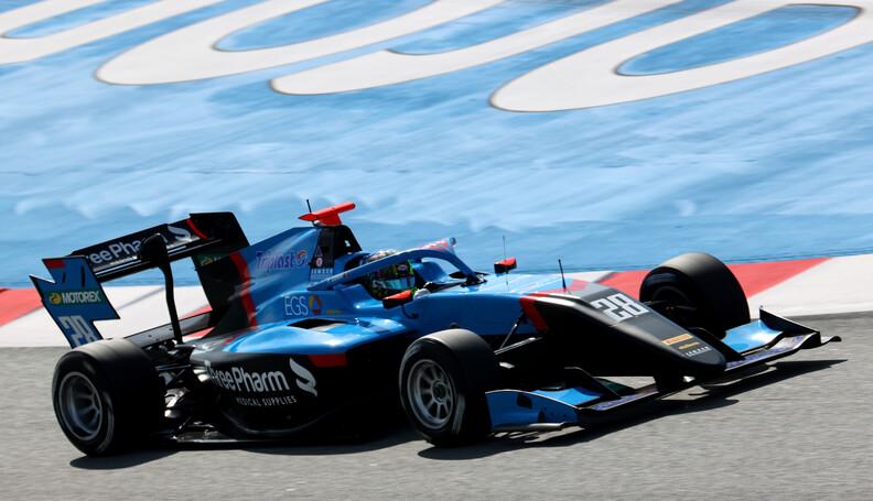 FIA Formula 3 Championship Filip Ugran (ROM) Je...