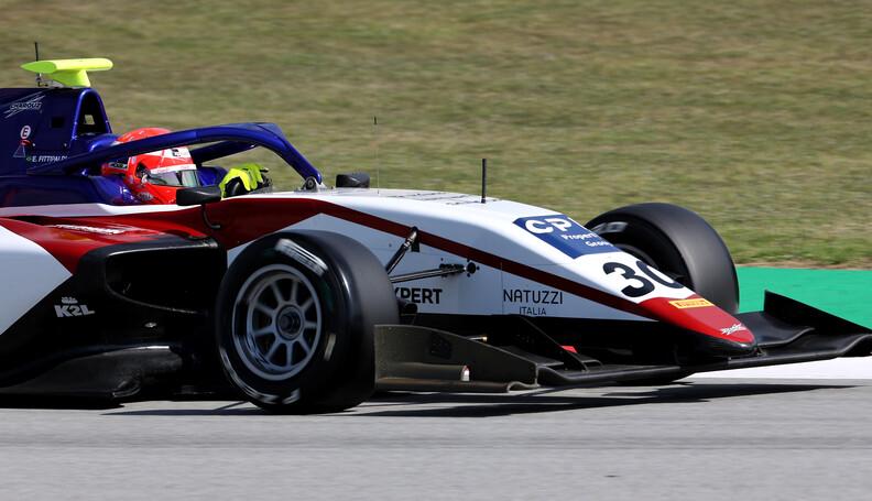 FIA Formula 3 Championship Enzo Fittipaldi (BRA...
