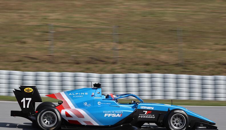FIA Formula 3 Championship Victor Martins (FRA)...