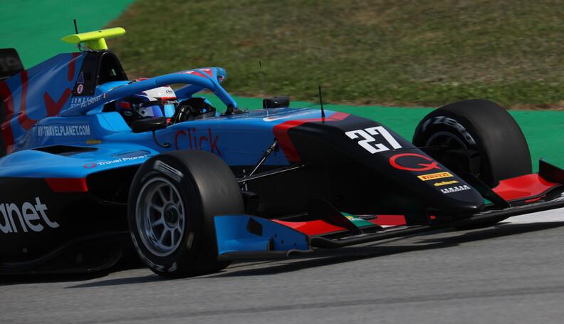 FIA Formula 3 Championship Pierre-Louis Chovet ...