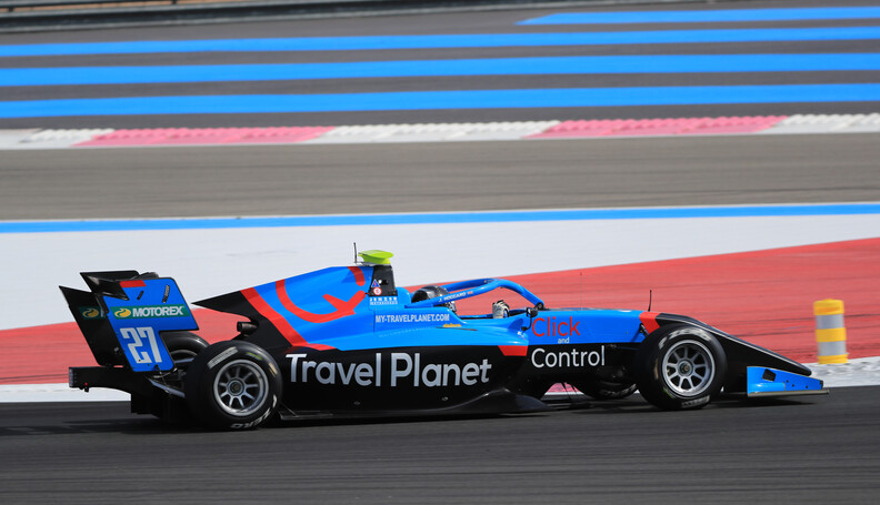 FIA Formula 3 Championship Johnathan Hoggard (G...