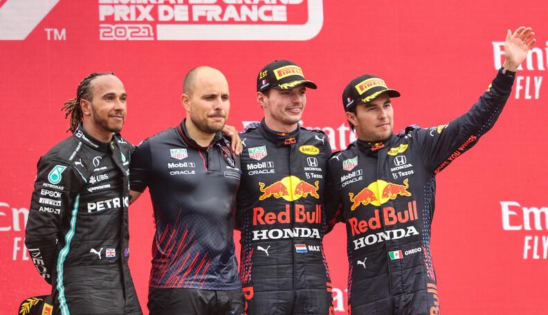 Formula One World Championship Lewis Hamilton (...