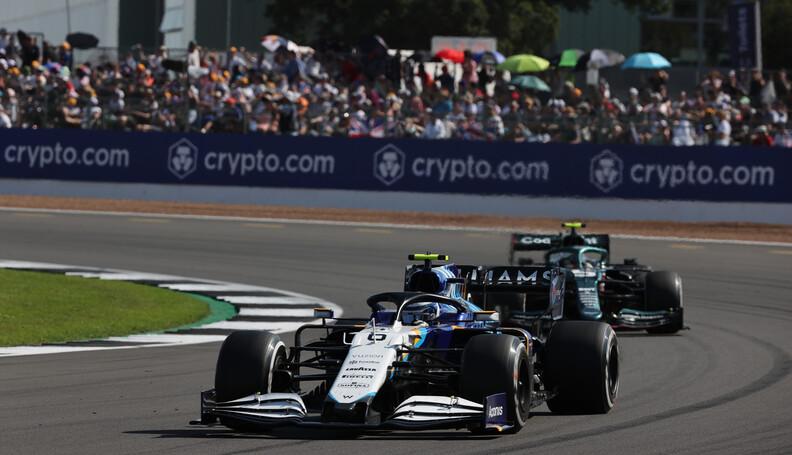 Formula One World Championship Nicholas Latifi ...