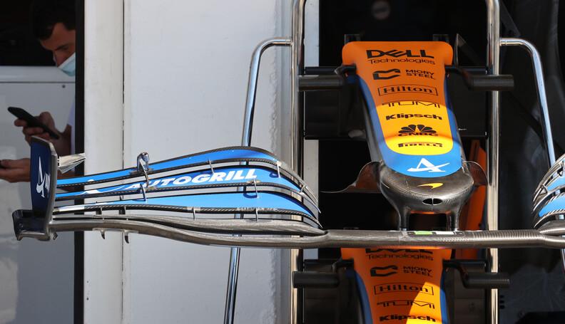 Formula One World Championship McLaren MCL35M f...