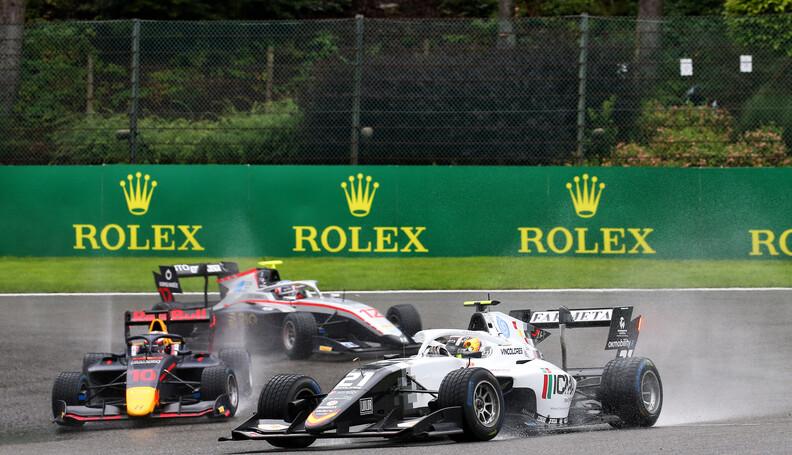 FIA Formula 3 Championship Lorenzo Colombo (ITA...