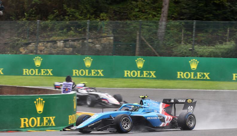 FIA Formula 3 Championship Caio Collet (BRA) MP...