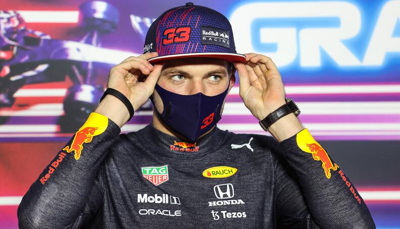 Formula One World Championship Max Verstappen (...