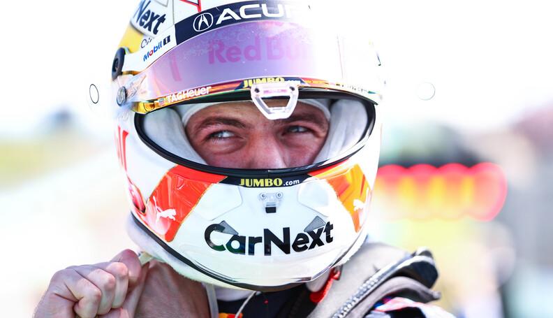AUSTIN, TEXAS - OCTOBER 24: Max Verstappen of N...
