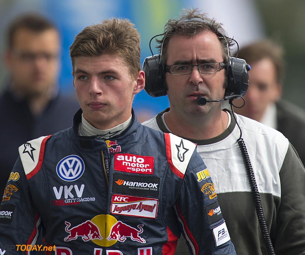 Current F1 Drivers Back Teen Rookie Max Verstappen