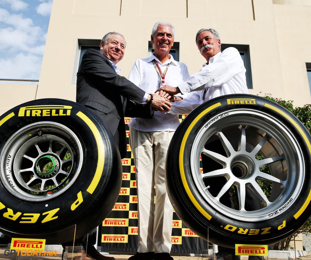 Officieel Formule 2 Rijdt Vanaf 2020 Met 18 Inch Velgen