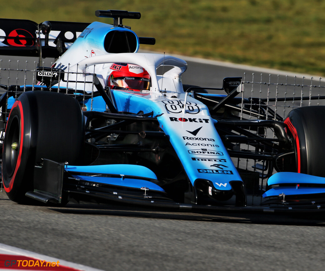 Kubica williams built car five times faster than normal for Kubica cars
