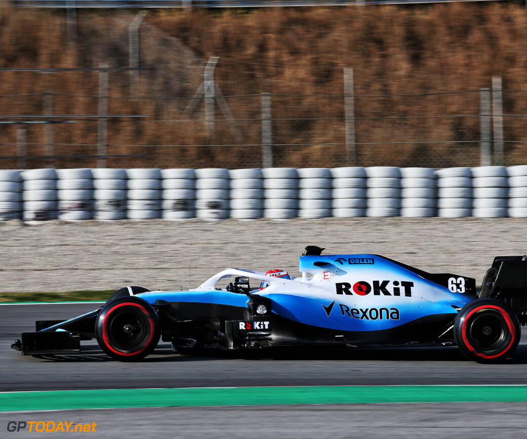Russell Avoided Frustration With Williams Late Testing