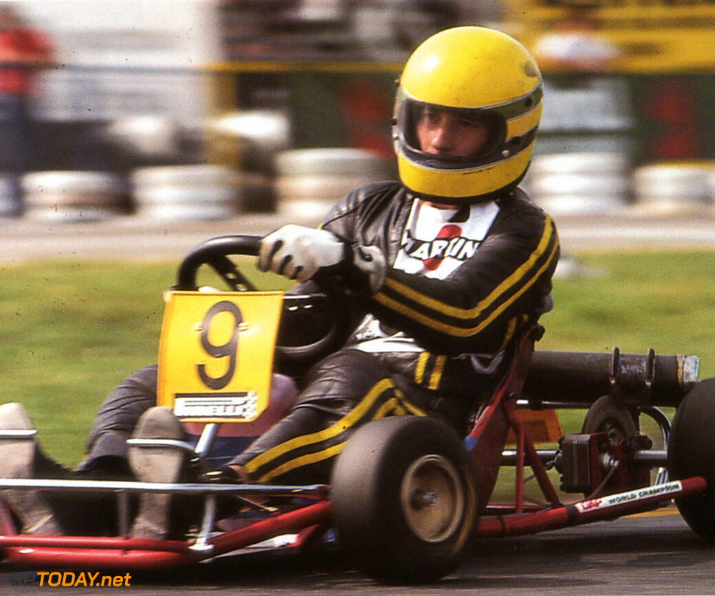 Ayrton Senna Special Part 4 Ayrton And Karting The Last Race