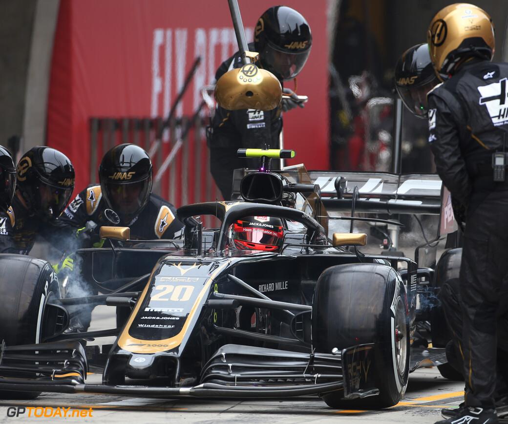 Azerbaijan News And Scores: Haas Expecting 'difficult' Weekend At Baku